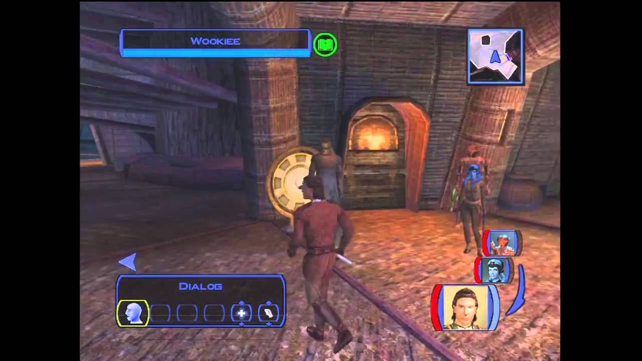 Star wars knights of the old republic nude mod