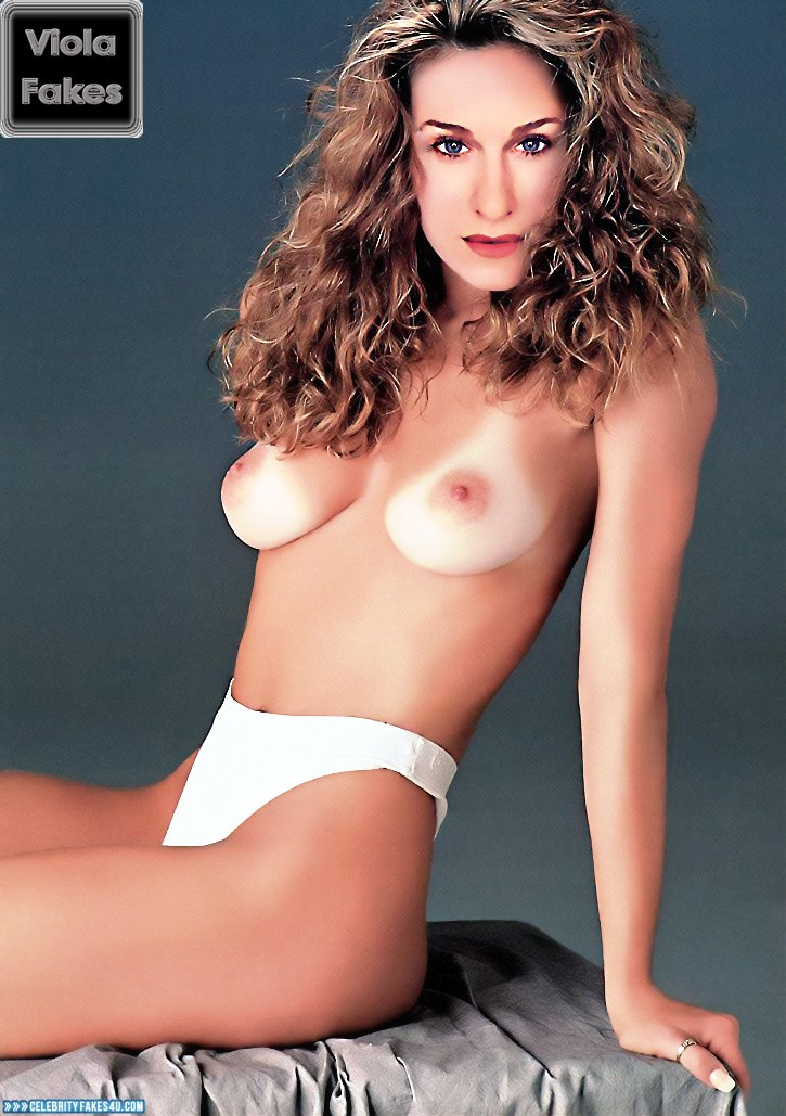 Jessica parker nude fakes
