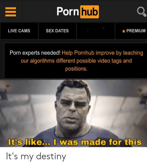 Porn video tags