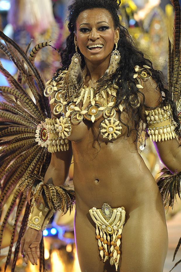 Miss nude carnival