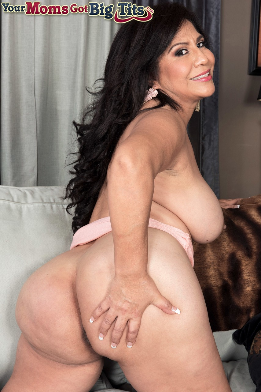 Mature nude mexican woman